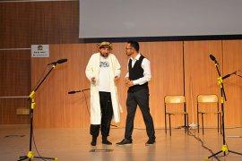 'Zamsalak' KMÜ'de Sahne Aldı