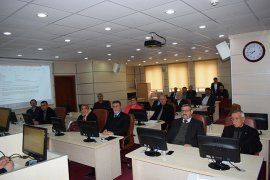 İl Genel Meclisi 2019'un İlk Toplantılarına Başladı
