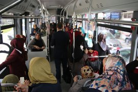Hanımlara Özel Şehir Gezileri Devam Ediyor