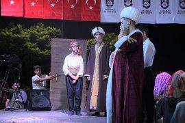 Uluslararası Karaman Türk Dünyası Şöleni Coşkuyla Başladı