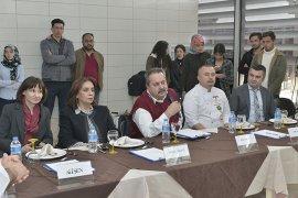 KMÜ'de 'Karaman Yöresel Yemek Yarışması' Düzenlendi