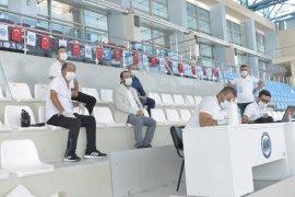 1500'ü Aşkın Aday Özel Yetenek Sınavında Ter Dökecek