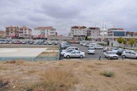 Karaman Devlet Hastanesi Otopark Çalışmaları Devam Ediyor