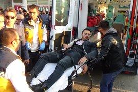 Karaman'da Silahlı Kavga: 1'i Polis 2 Yaralı