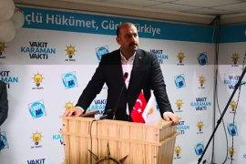 AK Parti Aday Tanıtım Programı Düzenledi