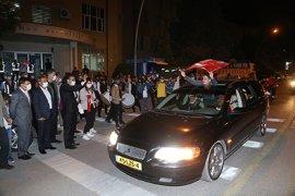 19 Mayıs Ataürk'ü Anma Gençlik Ve Spor Bayramı Coşkuyla Kutlandı