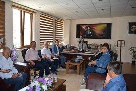 Milletvekili Eser'den İl Genel Meclisi'ne Ziyaret