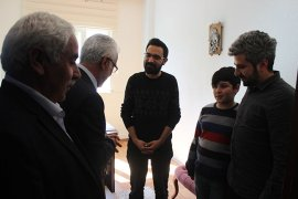 Şaban Şahin Uyum Rehabilitasyon Merkezini Ziyaret Etti.