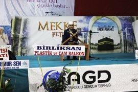 AGD'den Mekke'nin Fethi Gecesi