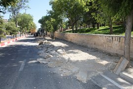 Karaman Belediyesi Tüm Ekipleriyle Sahada