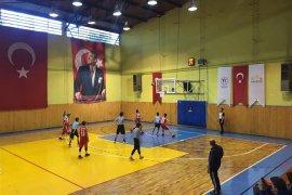 Karaman Analig Basketbol Takımı Çeyrek Finalde