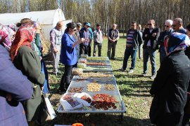 Zengen Köyünde Tarla Günü Düzenlendi