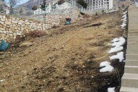 Ermenek Belediye Ekipleri Daha Temiz Bir Çevre İçin Çalışıyor