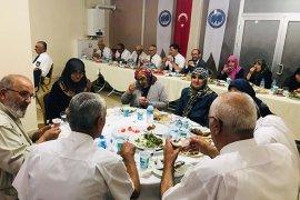 Şehit Ve Gazi Ailelerine Anlamlı İftar Programı