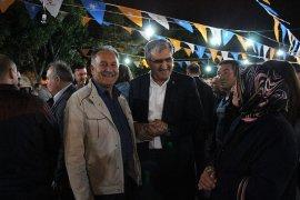 AK Parti Yeni Seçim Bürosu Açıldı