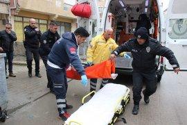 Başından silahla vurulan şahıs hastanede hayatını kaybetti