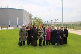 Mahalle Gezilerine Yeşilada Mahallesi Hanımları Katıldı