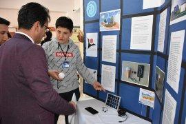 Öğrenciler, Hayallerini TÜBİTAK Projeleriyle Anlattı