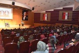 'İdlib Şehitlerini Anma' Programı