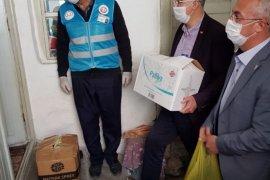 AK Parti Karaman İl Başkanlarından Ziyaret