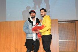 KMÜ Öğrencileri 'Rap' İle Coştu