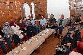 Nalıncılar Kültür Evi'nde Türkü Gecesi Düzenlendi