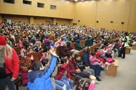 Karaman Belediyesi'nden Çocuklara 15 Tatil Hediyesi