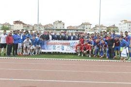 Üniversiteler Arası Futbol Müsabakaları Sona Erdi