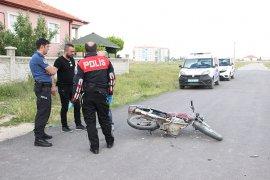 Yunus timinin yakaladığı motosikletin 3 yıldır arandığı ortaya çıktı
