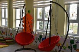 KOP Renkli Çocuk Kütüphanesi Açıldı