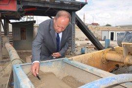Başkan Oprukçu Akhüyük'teki Çalışmaları İnceledi