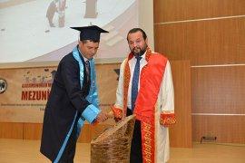 Teknik Bilimler Meslek Yüksekokulu Mezuniyet Coşkusunu Yaşadı