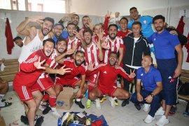 Karaman Belediye Spor: 3 – İsparta 32 Spor: 2