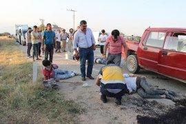 Karaman'da trafik kazası: 9 yaralı