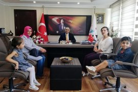 İlköğretim Haftasında Öğrenciler Kurumları Ziyaret Ettiler