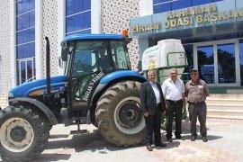 Çiftçilere Ekipman  Destekleri Hız Kesmeden  Devam Ediyor