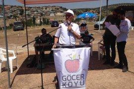 Recep Şeker Köy Günü Etkinliklerine Katıldı