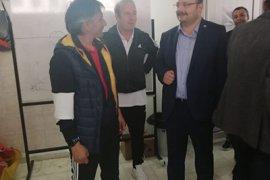 İYİ Parti'den Karaman Belediyespor'a Destek