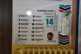 Okulların Koranavirüsle Mücadele Yol Haritası Belirlendi