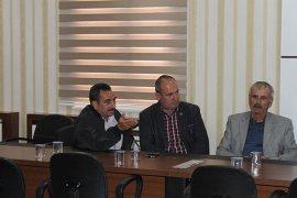Çiftçilerin Sorunları Hakkında İstişare Toplantısı Düzenlendi