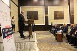 Karaman'da 2. Türk-Yemen İş Formu yapıldı