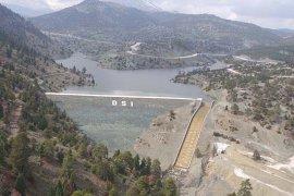 Akın Barajı Sulama Projesi'nde Çalışmalar Hızla Devam Ediyor