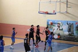 Gençler Basketbol Müsabakaları Devam Ediyor