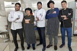 KMÜ Mutfağı Özel Misafirlerini Ağırladı