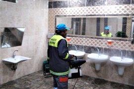 Karaman Belediyesi Tedbiri Elden Bırakmıyor