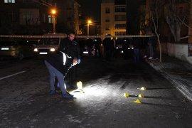Suriye Uyruklu Şahıs Sokak Ortasında Silahla Vuruldu
