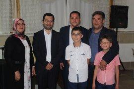 Mutlular Derneği AK Partili Vekil Adaylarıyla Bir Araya Geldi