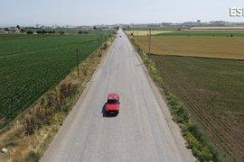 İkinci Organize Sanayi Yolu Trafiğe Açıldı