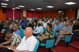 İl Müdürü Kurt Yıl Sonu Değerlendirme Toplantısı Yaptı