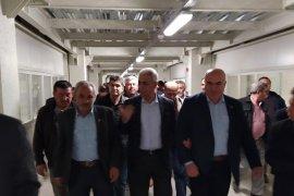 Karaman Ziraat Odası Köy Muhtarlarına Gezi Düzenledi